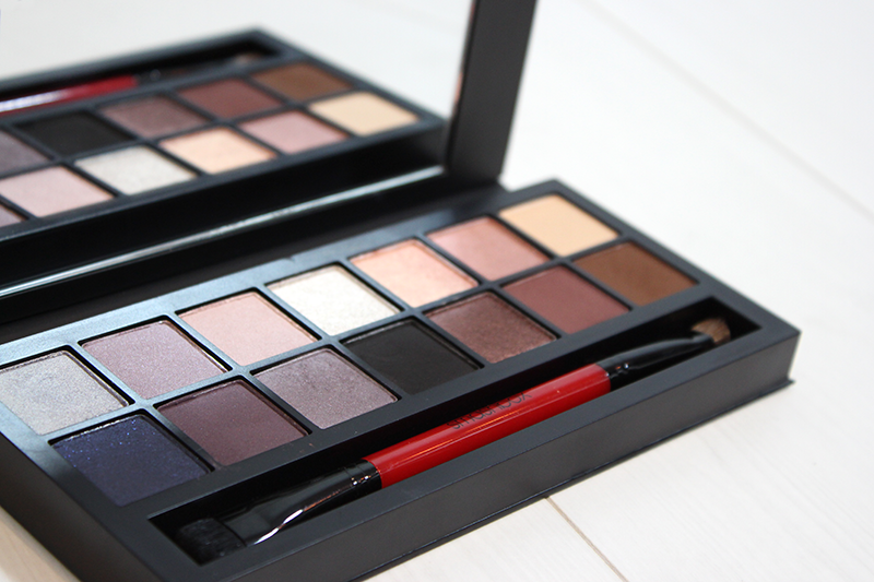 paleta cieni smashbox