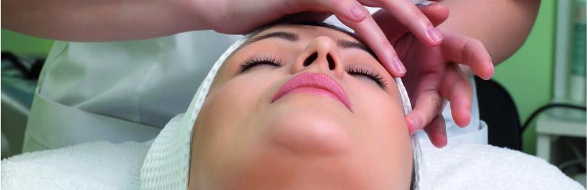 Zabiegi kosmetyczne na twarz i ciało