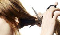 jak przyciąć końcówki włosów